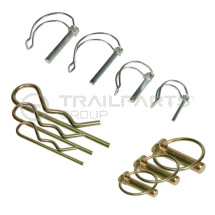 Linch-Pins, Pipe Linch-Pins & R-Clips