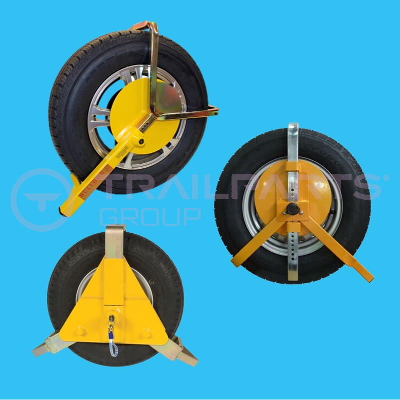 Wheel Clamps