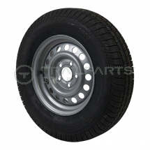 "14""-16"" Wheel & Tyre Assemblies"