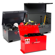 Secure Tool & Fuel Storage Boxes