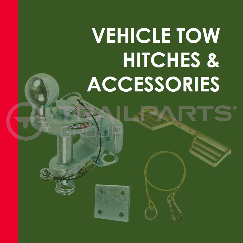 Vehicle Tow Hitches & Accessories