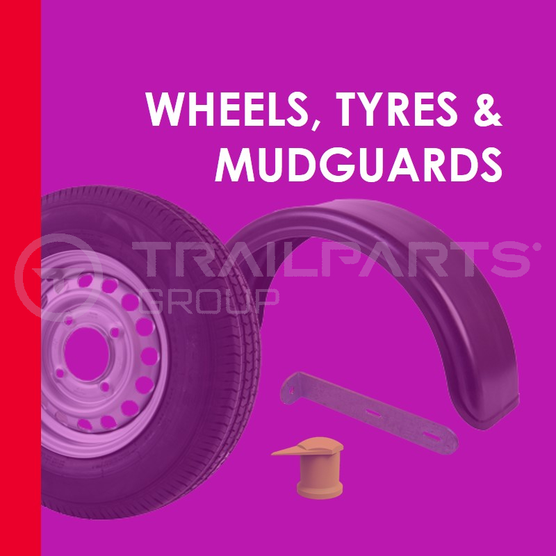 Wheels, Tyres & Mudguards