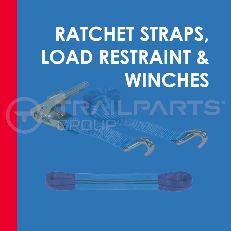 Winches, Straps & Load Restraints