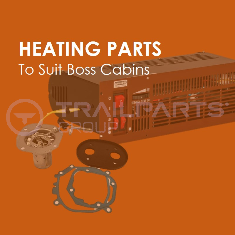BOSS CABINS Heating Parts
