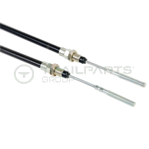 Bowden cable 800/1170mm to suit CompAir compressor