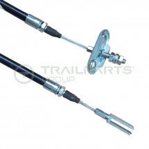 Bowden cable for Atlas Copco adjustable height coupling BPW