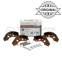 AL-KO brake shoes c/w springs 200x51mm