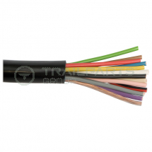 Cable 12 core 12A (7 x 0.65mm 1 x 1.5mm 4 x 2.5mm)
