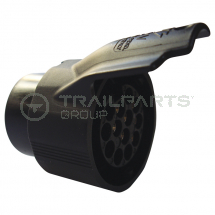 Plug adaptor 13 pin trailer plug to 7 pin vehicle socket