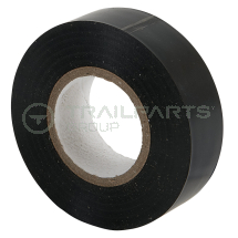 Electrical insulation tape black 19mm x 20m