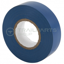 Electrical insulation tape blue 19mm x 20m