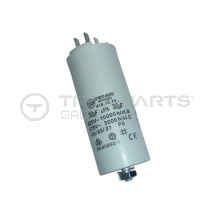 Capacitor 30uF 400V with spade terminals