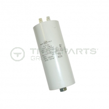 Capacitor 35uF 500V with spade terminals