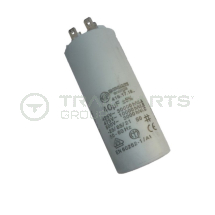 Capacitor 40uF 425-475V with spade terminals