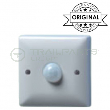 12V PIR sensor with adjustable timer surface mounted 3A max