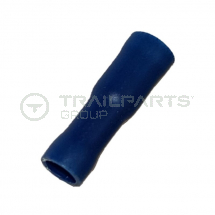 Bullet female receptacle blue 4mm (x 100)