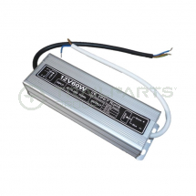 230V to 12V 60W transformer with 1 12V twin core tail