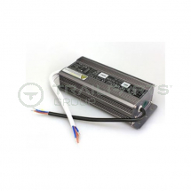 230V to 12V 60W transformer with 2 12V twin core tails