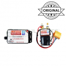 12V battery protect load shedder monitor & 100A relay