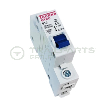 230/415V MCB type B 10A single pole
