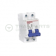 6kA 230/415Vac MCB type B 25A double pole