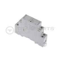 Finder non-latching relay 25A 12Vac/dc coil