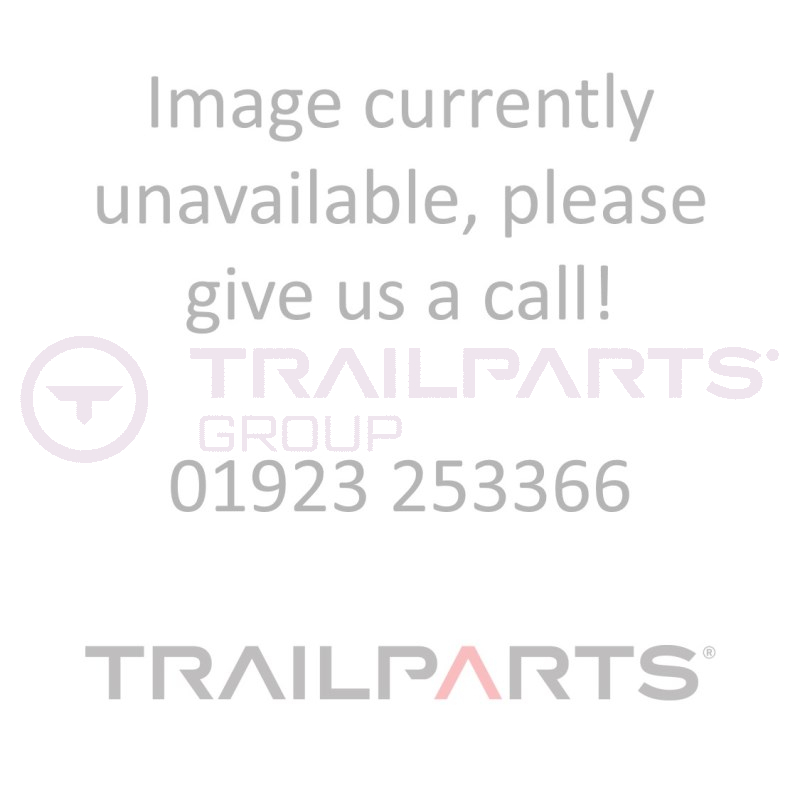 Ford Transit chassis tube insert (60mm x M12)