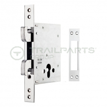 Door lock cassette hook type for AJC cabin
