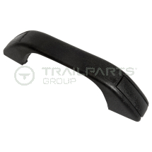 Plastic pull handle 140mm fixing centres