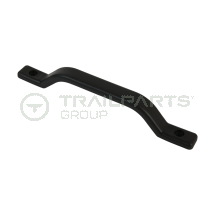 Plastic pull handle 205mm fixing centres