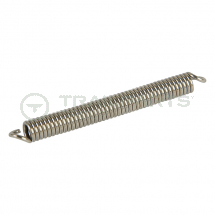 Stainless steel expansion spring 77 x 8mm