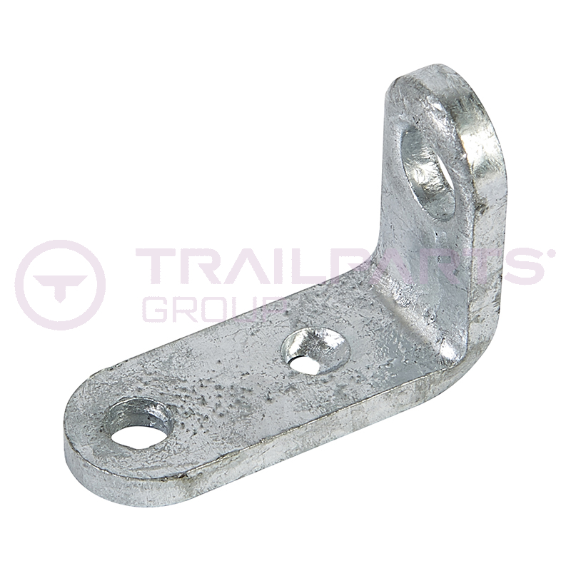 Ramp-securing bracket on Brian James trailer - tailgate*