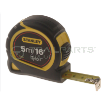 Stanley tape measure 5m/16' 19mm