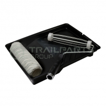 9inch Economy single use roller and tray kit