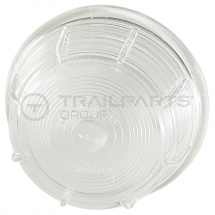 Britax side marker lamp lens white