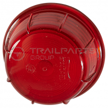 Britax side marker lamp lens red