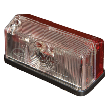 Radex side marker lamp red/white