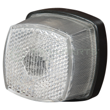 Hella front marker lamp