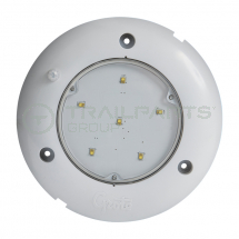 Grote interior lamp 12/24V LED 165mm circular c/w PIR switch