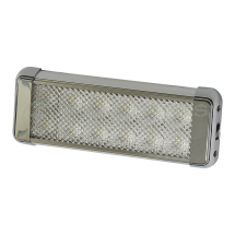 Rectangular interior 262x100mm high power LED lamp 1200 lumen