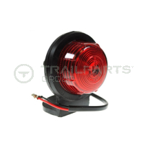Britax rear marker lamp red