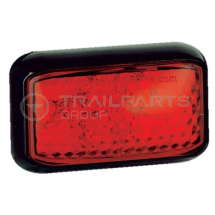 LED rear marker lamp 12/24V 58 x 35 x 19mm