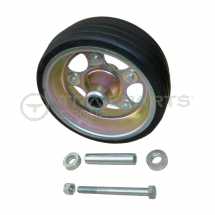 Replacement wheel Bradley wide 230 x 80mm