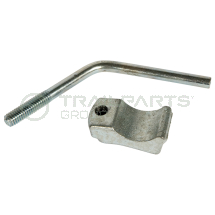 Pad and handle for PJ64 and PJ142 cast brackets