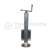 Western jack topwind 70mm square for site-tow bowsers*