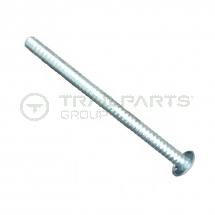 Propstand 720mm/28.5inch x 48mm c/w serrated shaft