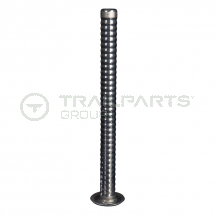 Propstand 600mm/24inch x 48mm c/w serrated shaft