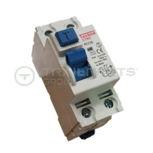 RCCB 230V 40A 2 pole 0.030mA replaces RCDs