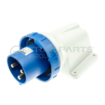Fixed inlet plug c/w locking ring IP67 230V 32A