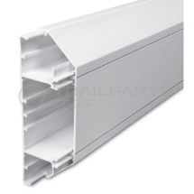 Dado trunking chamfered 170 x 50mm x 3m